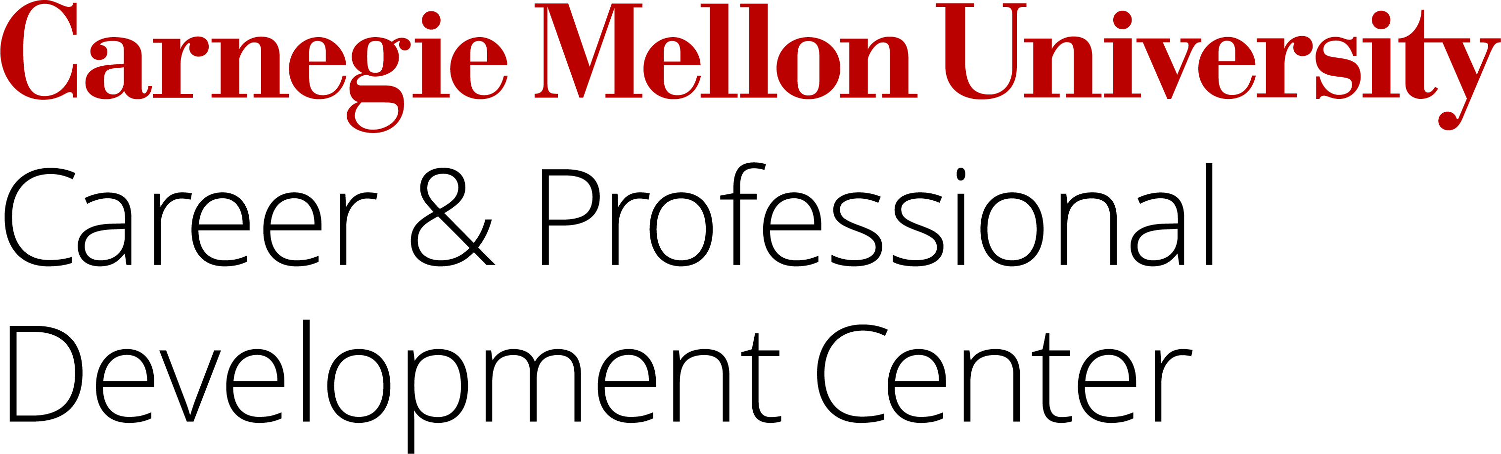 Carnegie Mellon University, Career and Professional Development Center
